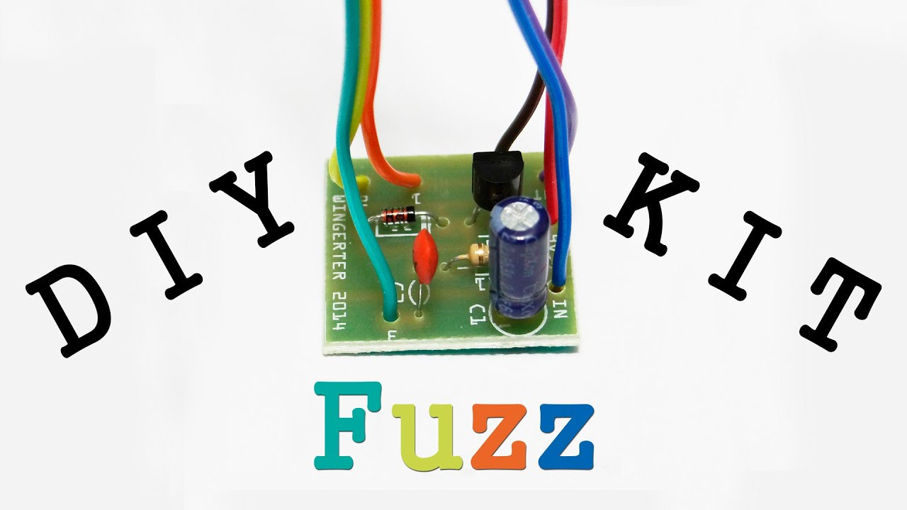 Best ideas about DIY Fuzz Pedal . Save or Pin DIY Fuzz Kit Guitar Pedal Now.