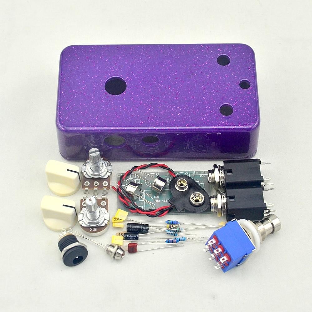 Best ideas about DIY Fuzz Pedal . Save or Pin Vintage Fuzz DIY Guitar Pedal Kit Germanium AC128 Now.