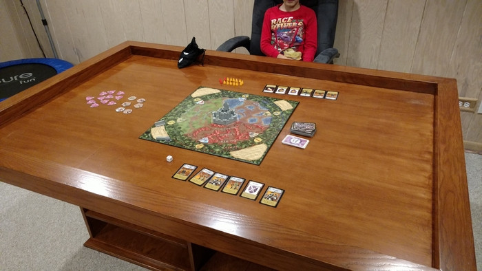 Best ideas about DIY Game Table . Save or Pin Build your own gaming table with plenty of storage – Your Now.