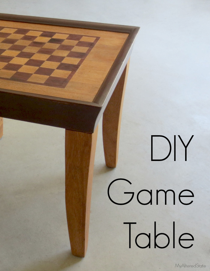 Best ideas about DIY Game Table . Save or Pin Hometalk Now.
