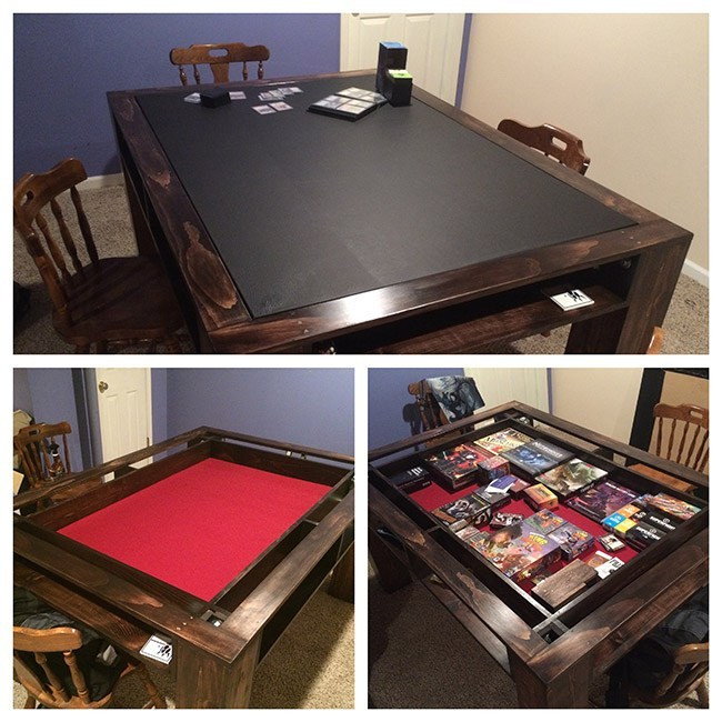 Best ideas about DIY Game Table . Save or Pin DIY Gameroom Ideas Ping Pong Air Hockey Pool & More Now.