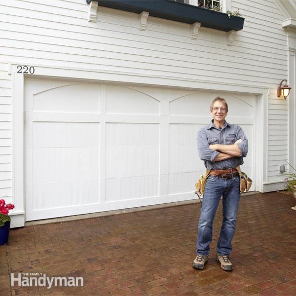 Best ideas about DIY Garage Door Replacement . Save or Pin Garage Door Makeover Now.
