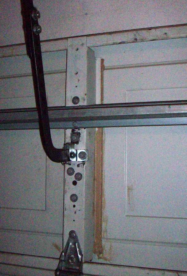 Best ideas about DIY Garage Door Replacement . Save or Pin Garage Door Bracket Repair Do It Yourself Knowledge Now.