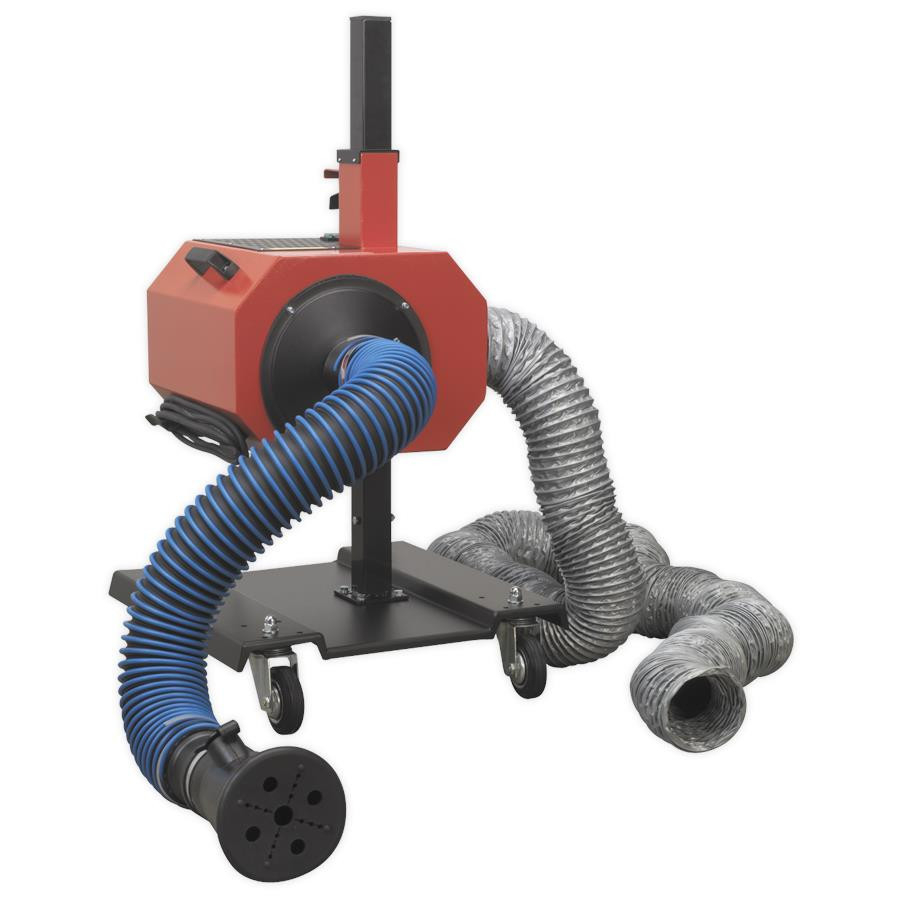 Best ideas about DIY Garage Exhaust Hose . Save or Pin Clearance Sealey Exhaust Fume Extr end 4 6 2021 12 00 AM Now.