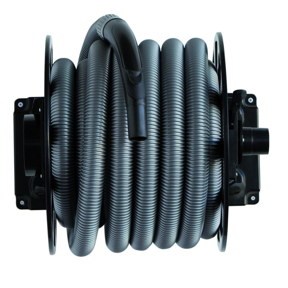 Best ideas about DIY Garage Exhaust Hose . Save or Pin Sachvac Eco Garage Vacuum with Auto Hose Reel Now.