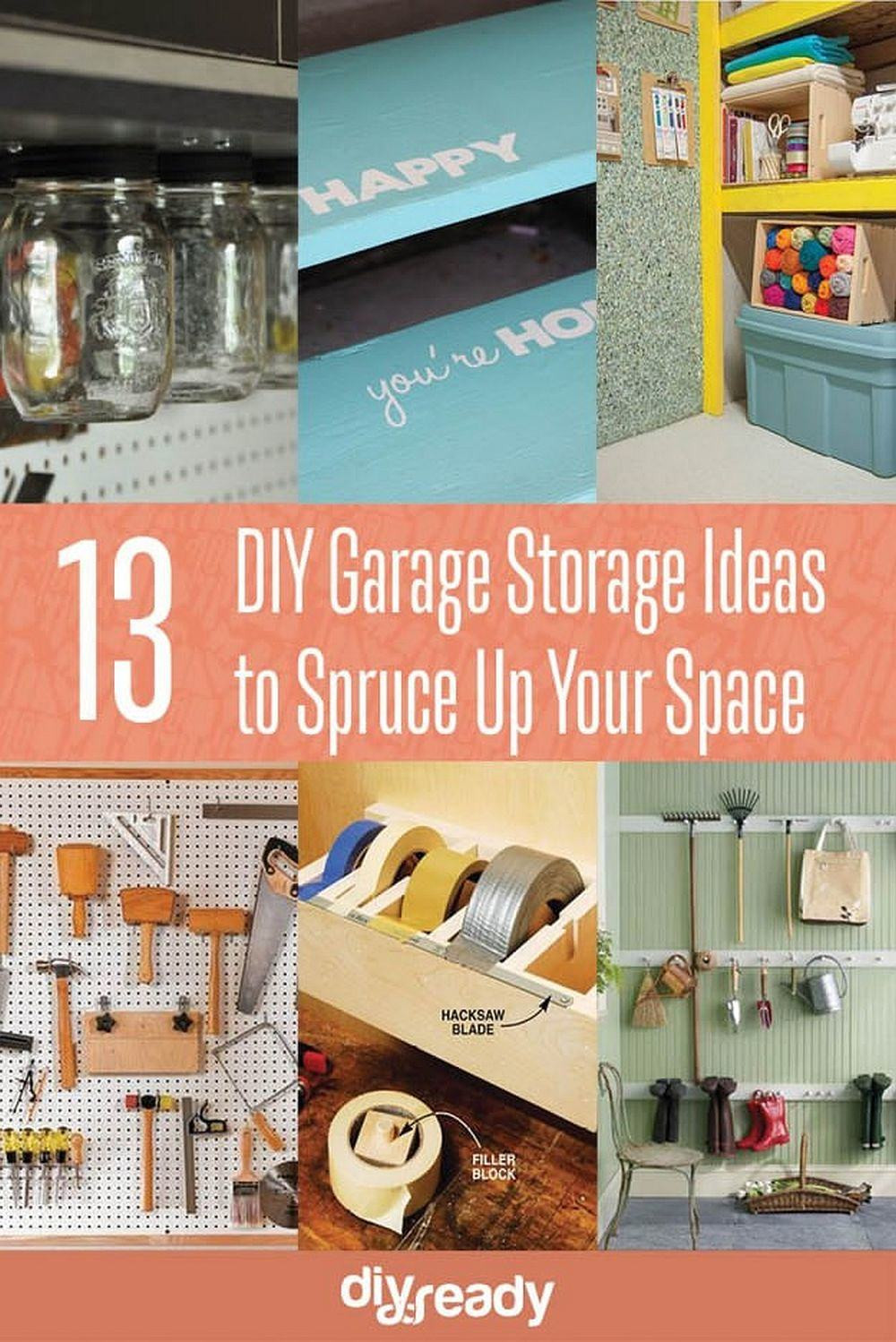 Best ideas about DIY Garage Ideas . Save or Pin Home Improvement Hack Ideas DIY Projects Craft Ideas & How Now.