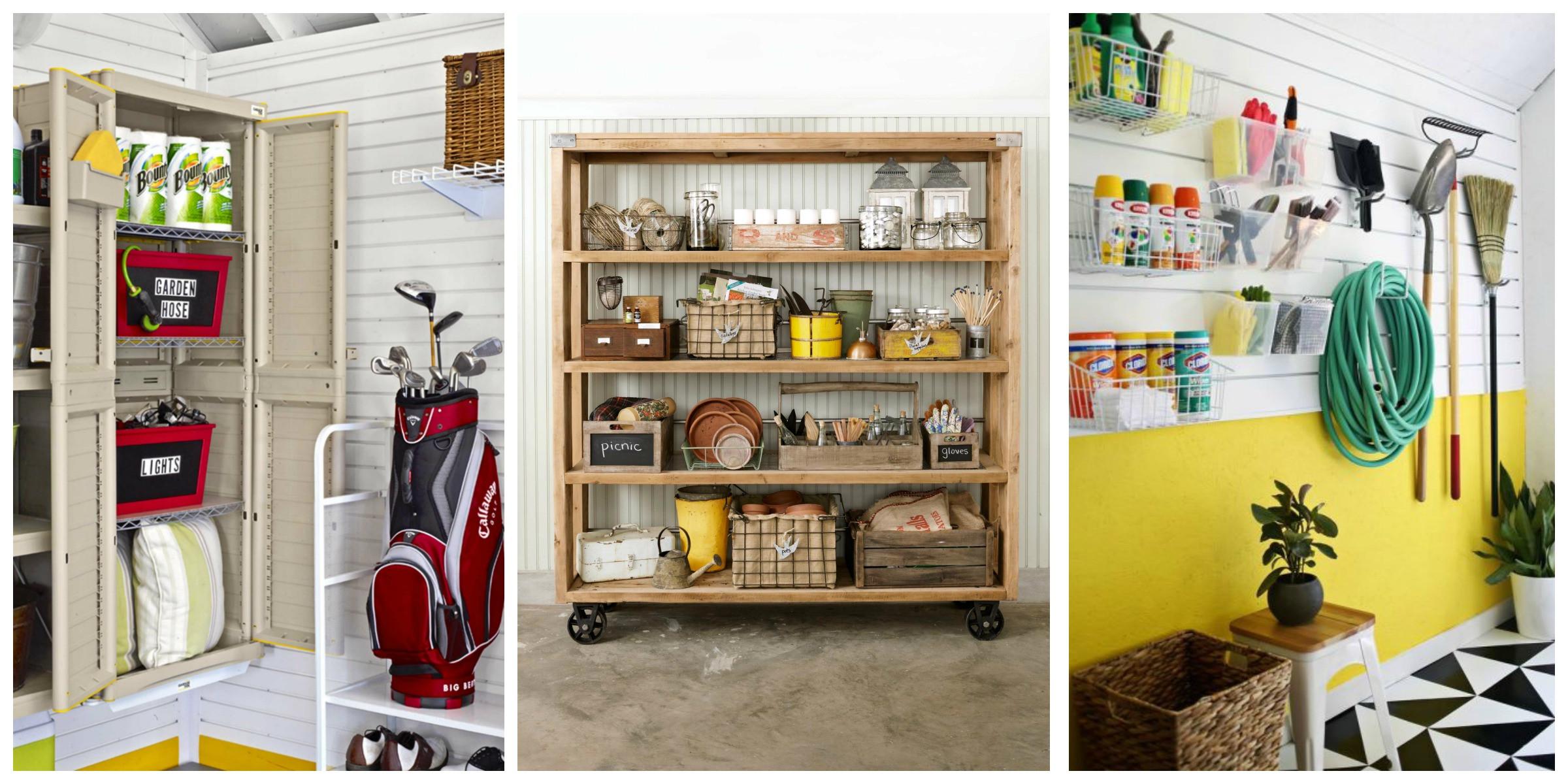 Best ideas about DIY Garage Ideas . Save or Pin 14 of the Best Garage Organization Ideas on Pinterest Now.