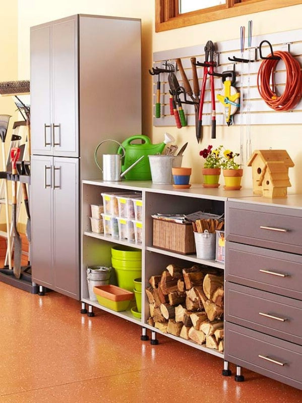 Best ideas about DIY Garage Organizing . Save or Pin 49 Brilliant Garage Organization Tips Ideas and DIY Now.