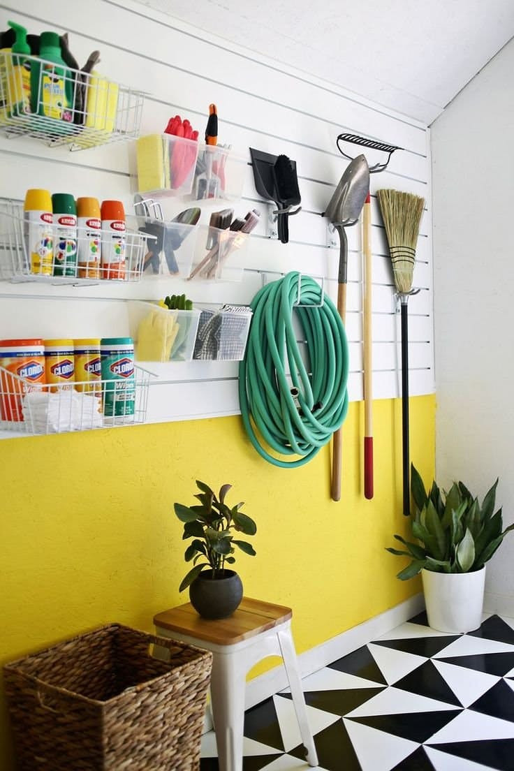 Best ideas about DIY Garage Organizing . Save or Pin Awesome DIY Garage Organization Ideas landeelu Now.