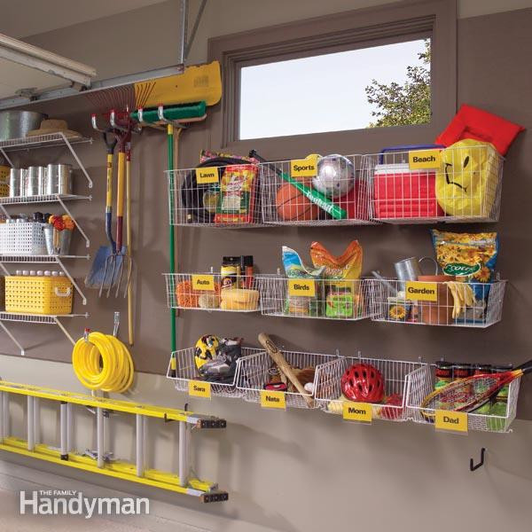 Best ideas about DIY Garage Organizing . Save or Pin DIY Tips for Your Garage Now.