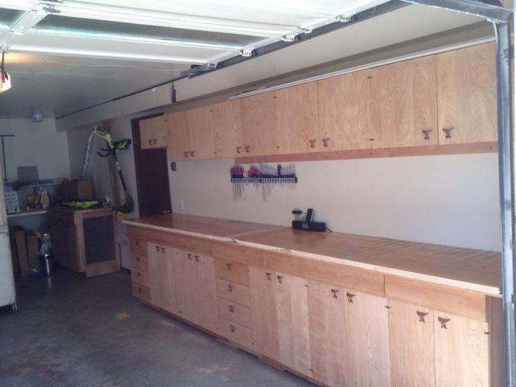 Best ideas about DIY Garage Storage Cabinet . Save or Pin Best 25 Garage cabinets ideas on Pinterest Now.