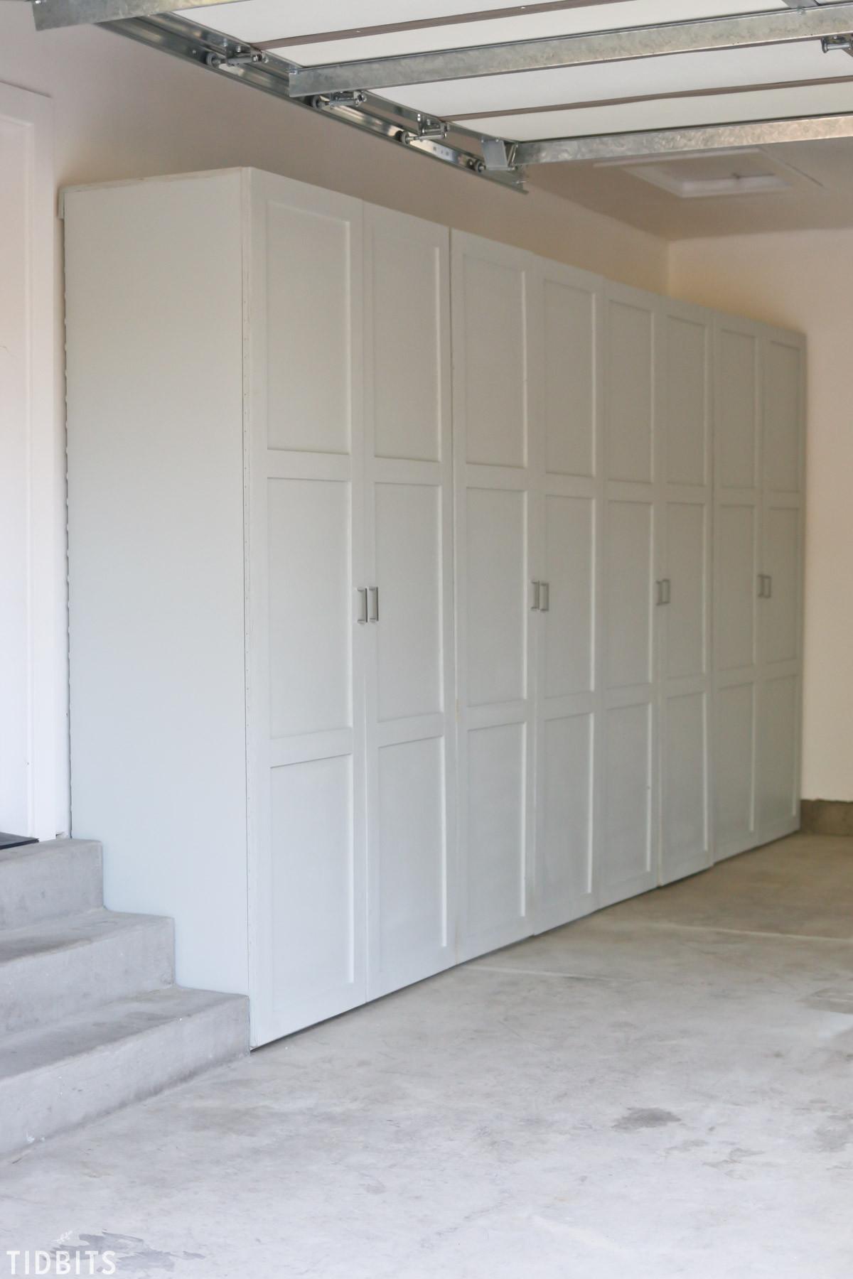 Best ideas about DIY Garage Storage Cabinet . Save or Pin Garage Storage Cabinets Now.