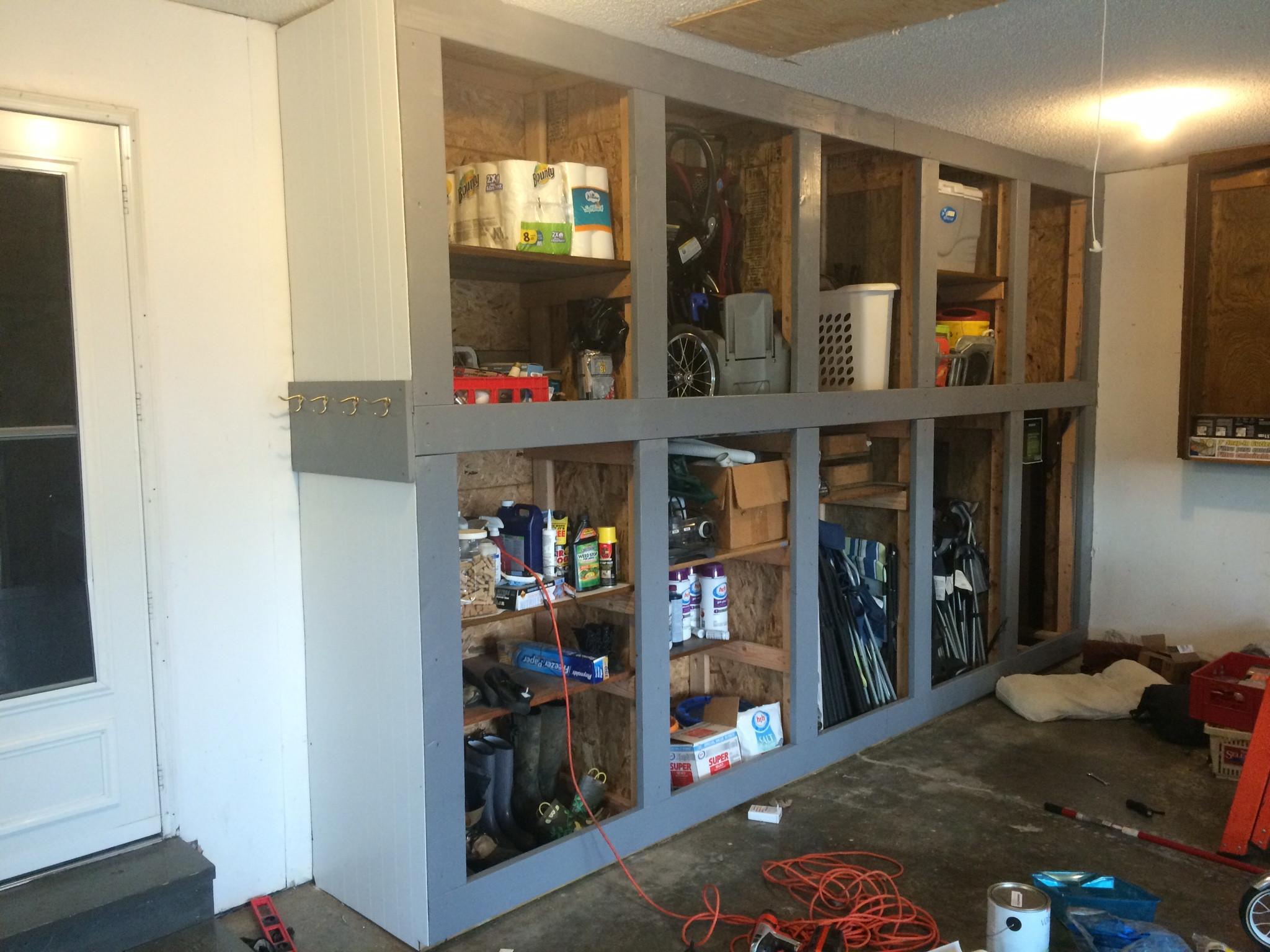 Best ideas about DIY Garage Storage Cabinet . Save or Pin How to Plan & Build DIY Garage Storage Cabinets Now.