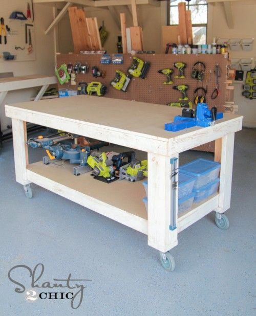 Astounding 20 Of The Best Ideas For Diy Garage Work Bench Best Andrewgaddart Wooden Chair Designs For Living Room Andrewgaddartcom