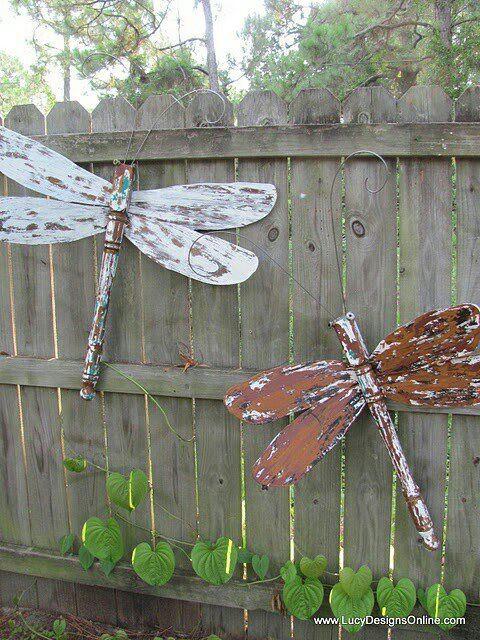 Best ideas about DIY Garden Art . Save or Pin DIY Garden Art Ideas Now.
