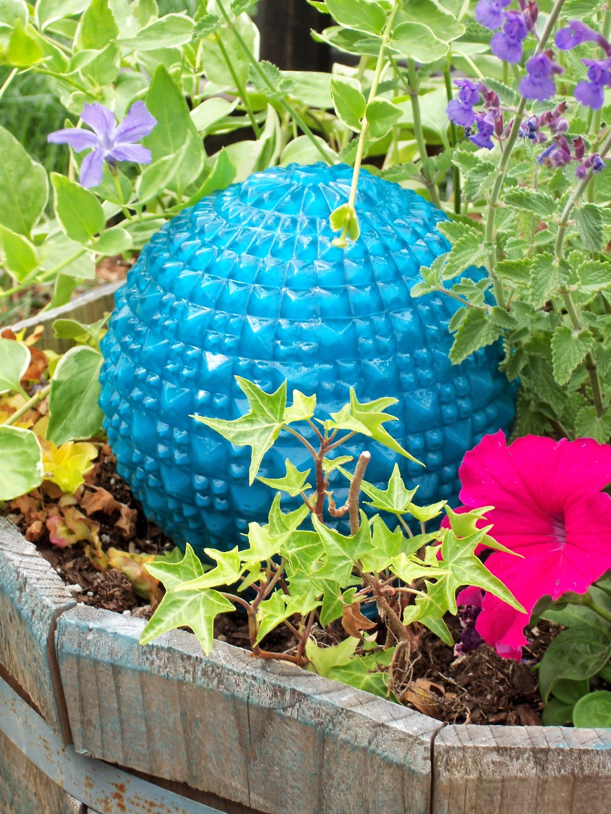 Best ideas about DIY Garden Art . Save or Pin Make The Best of Things DIY Garden Art SUPER EASY Glass Now.