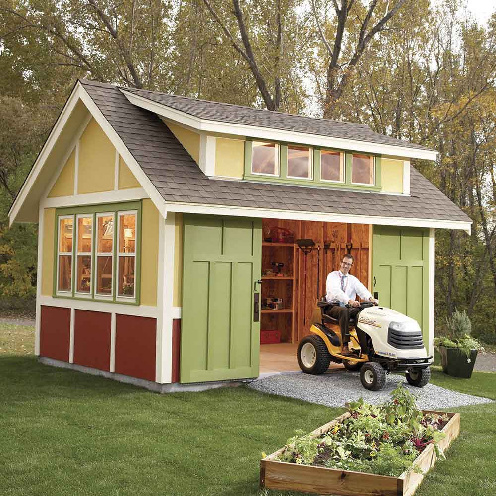 Best ideas about DIY Garden Shed Plans . Save or Pin 34 Awesome Outdoor DIY Projects to Get You Outside Now.