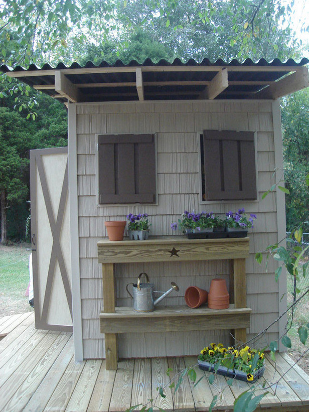 Best ideas about DIY Garden Shed Plans . Save or Pin Diy Garden Sheds Storage Shed Plans – Selecting The Now.