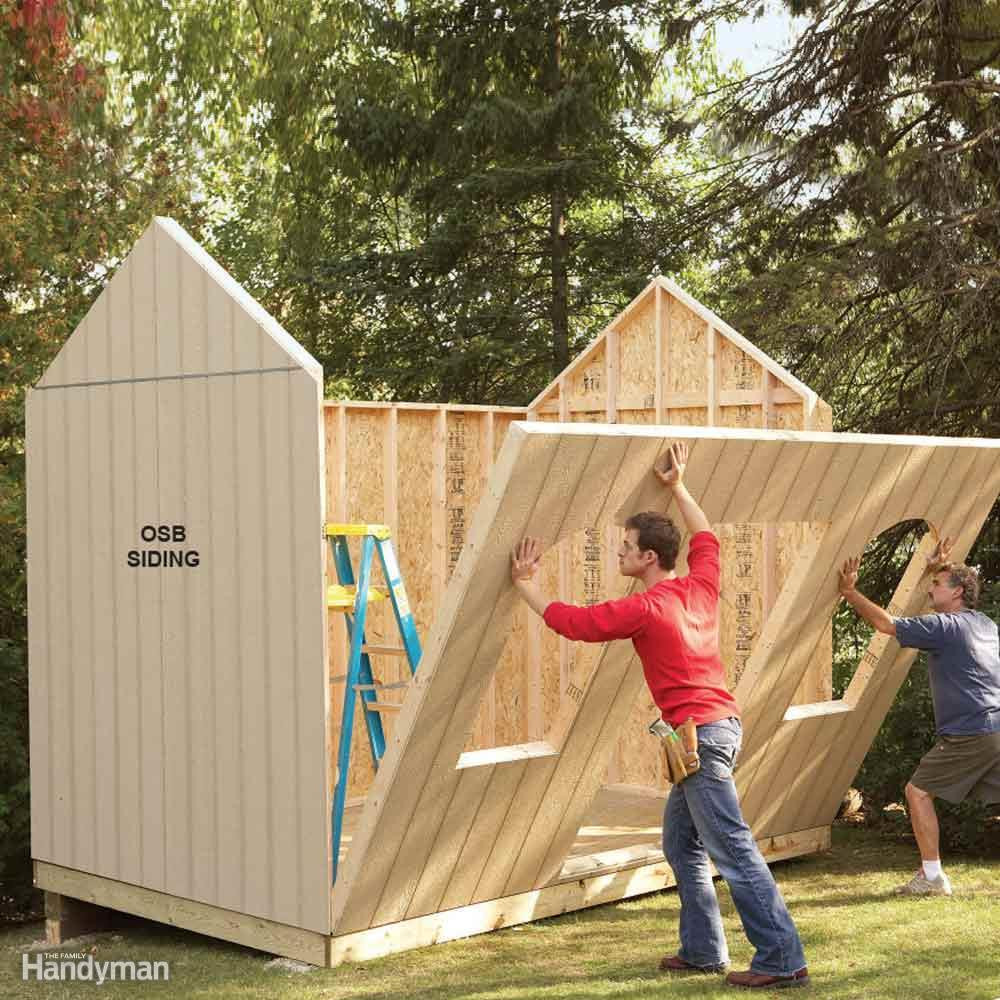 Best ideas about DIY Garden Shed Plans . Save or Pin DIY Storage Shed Building Tips Now.