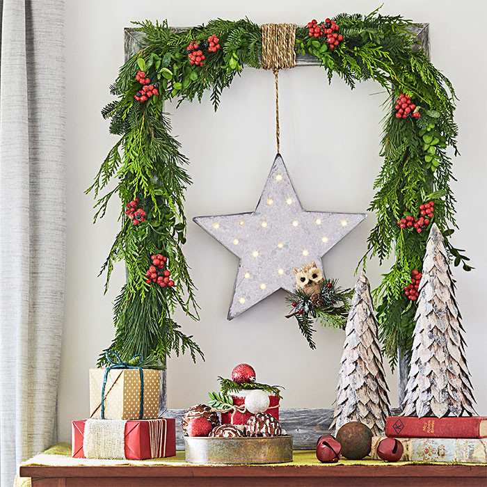 Best ideas about DIY Garland Christmas . Save or Pin DIY Christmas Garland Ideas Now.