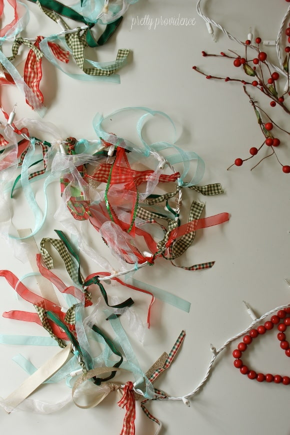 Best ideas about DIY Garland Christmas . Save or Pin DIY Christmas Garland Now.