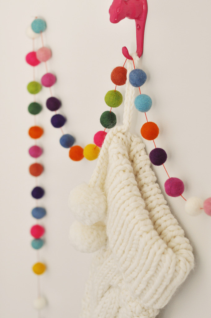 Best ideas about DIY Garland Christmas . Save or Pin Kanelstrand Weekend DIY Creative Christmas Garlands Now.