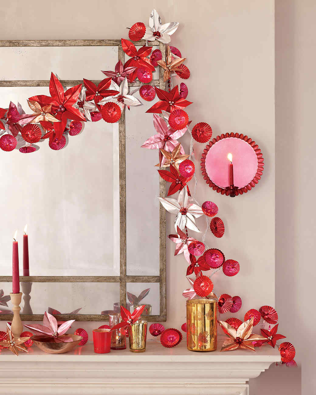 Best ideas about DIY Garland Christmas . Save or Pin DIY Christmas Tree Garland Ideas to Personalize Your Now.