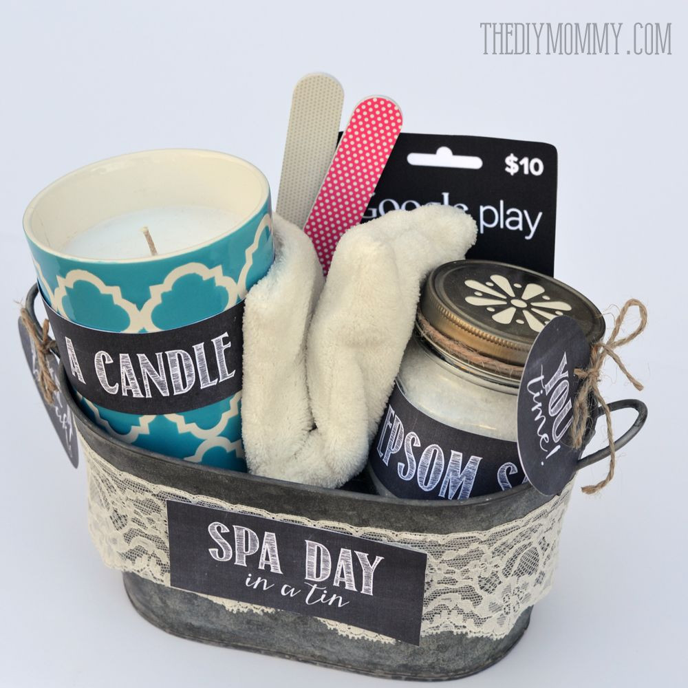 Best ideas about Diy Gift Basket Ideas For Her . Save or Pin DIY Gifts for Mom 20 Heartfelt Holiday Gifts Now.