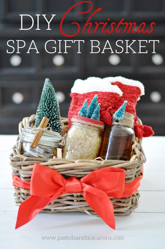 Best ideas about Diy Gift Basket Ideas For Her . Save or Pin DIY Holiday Gift Ideas Now.