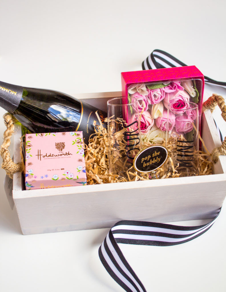 Best ideas about Diy Gift Basket Ideas For Her . Save or Pin DIY Gift Basket For Her You Can Totally Make Now.