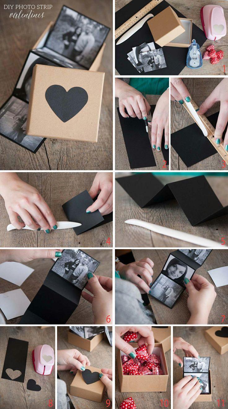 Best ideas about Diy Gift Ideas Boyfriend . Save or Pin Diy Gift Ideas For Boyfriend WoodWorking Projects & Plans Now.