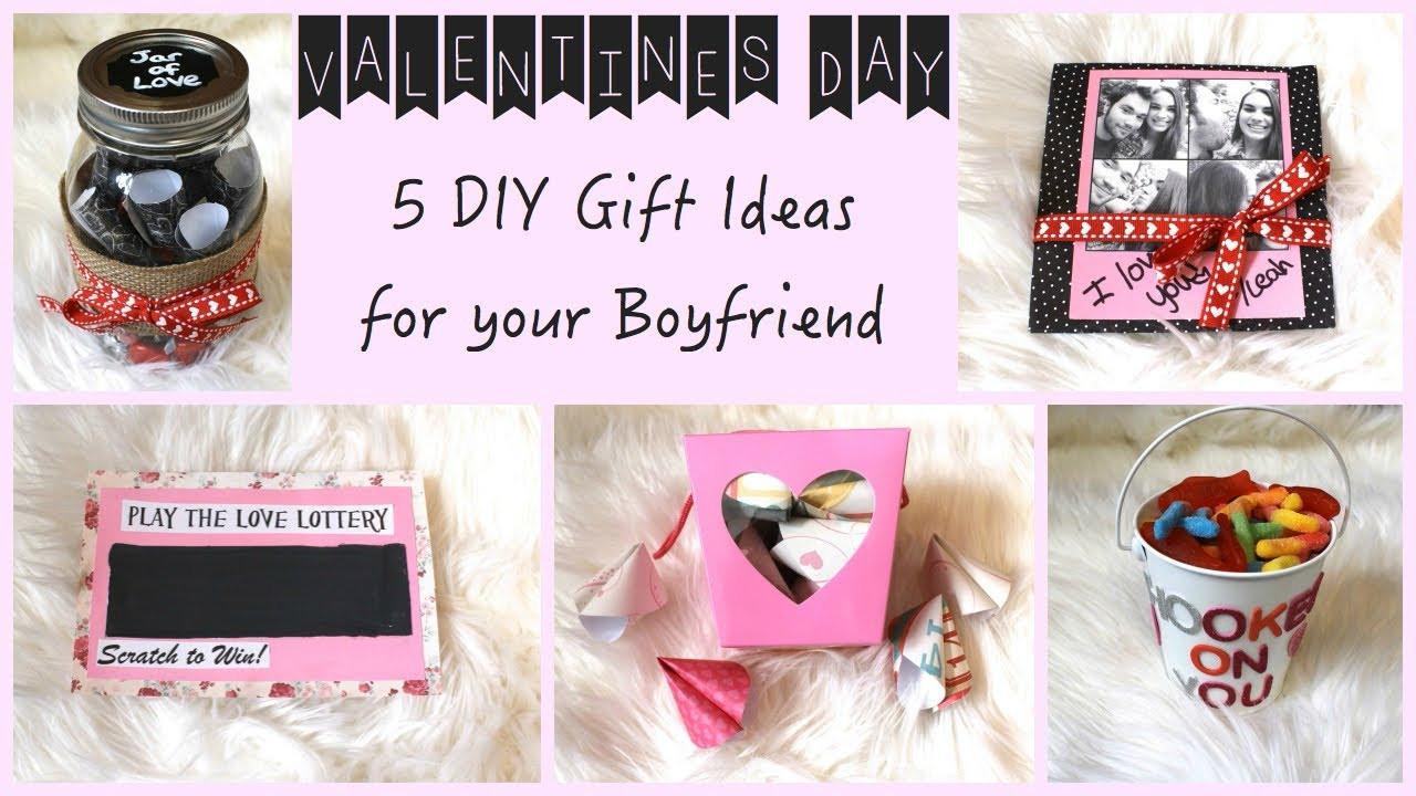 Best ideas about Diy Gift Ideas Boyfriend . Save or Pin 5 DIY Gift Ideas for Your Boyfriend Now.