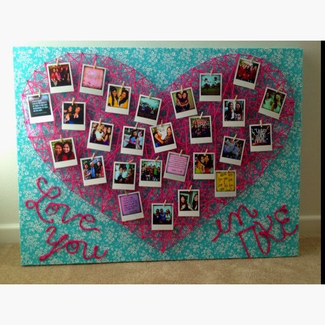 Best ideas about Diy Gift Ideas For Friends . Save or Pin diy ts for your best friend Google Search Now.