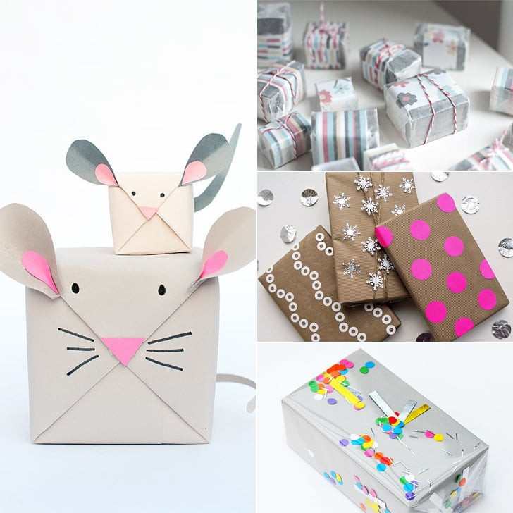 Best ideas about DIY Gift Wrap Ideas . Save or Pin DIY Gift Wrap Now.