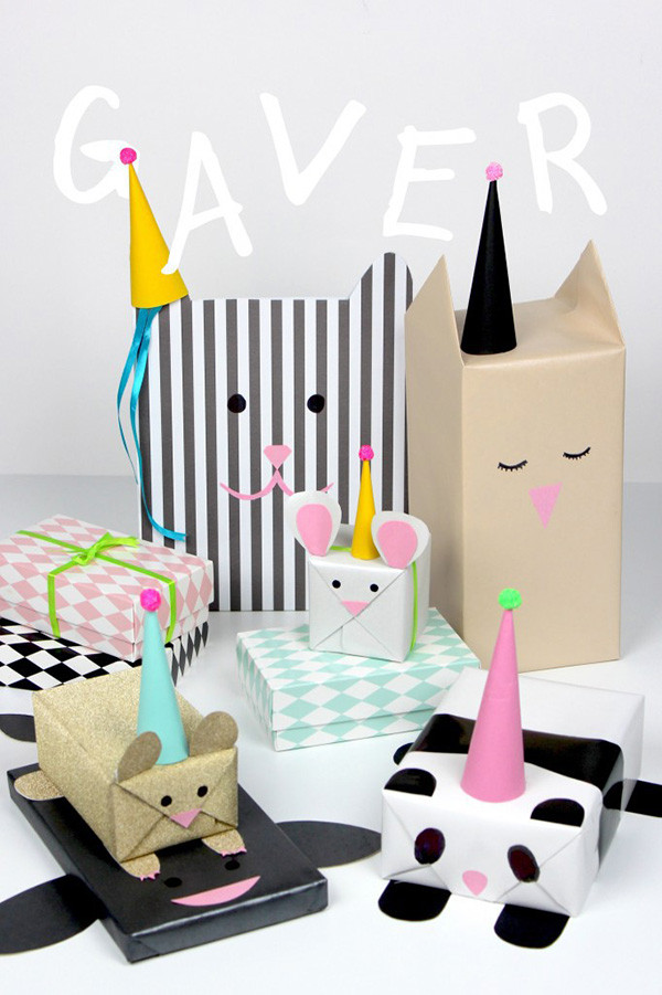 Best ideas about DIY Gift Wrap Ideas . Save or Pin 20 Cool DIY Gift Wrapping Ideas That Will Boost Your Now.