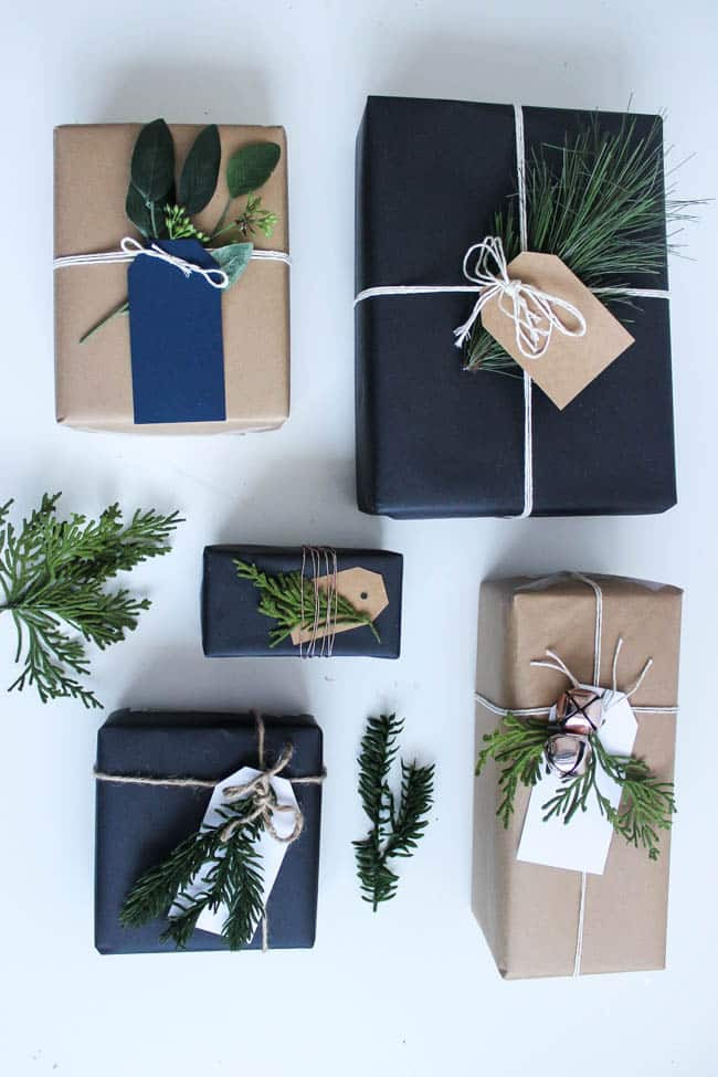 Best ideas about DIY Gift Wrap Ideas . Save or Pin DIY Christmas Gift Wrap Ideas Love Create Celebrate Now.