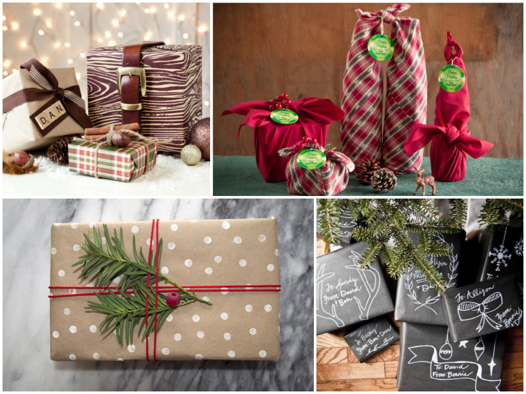 Best ideas about DIY Gift Wrap Ideas . Save or Pin 21 DIY Gift Wrap Ideas Now.