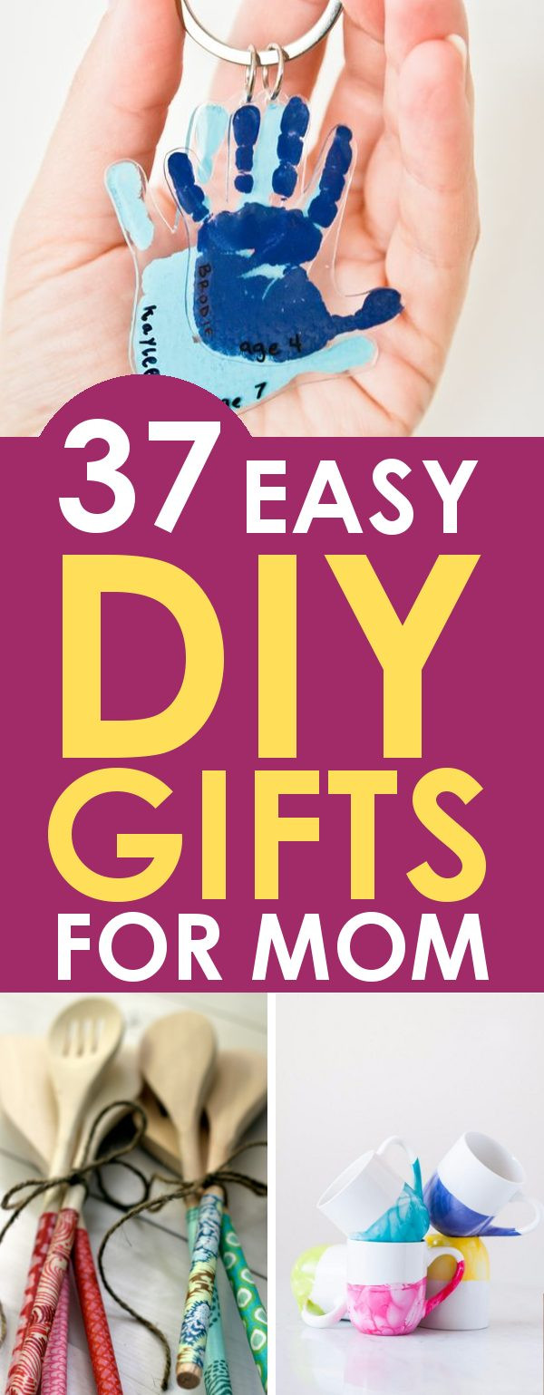 Best ideas about DIY Gifts For Mom Christmas . Save or Pin DIY Gifts for Mom in 15 Minutes or Less For Mother s Day Now.