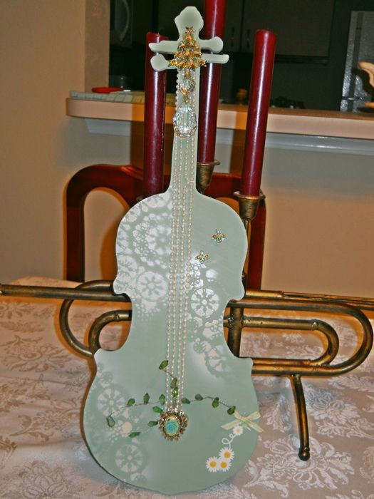 Best ideas about DIY Gifts For Music Lovers . Save or Pin 17 Best images about violin diy crafts on Pinterest Now.