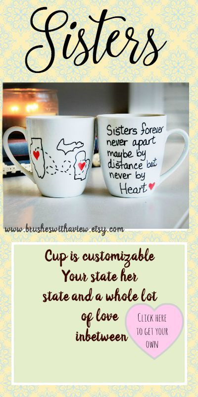 Best ideas about DIY Gifts For Sister . Save or Pin Best 25 Sister birthday ts ideas on Pinterest Now.