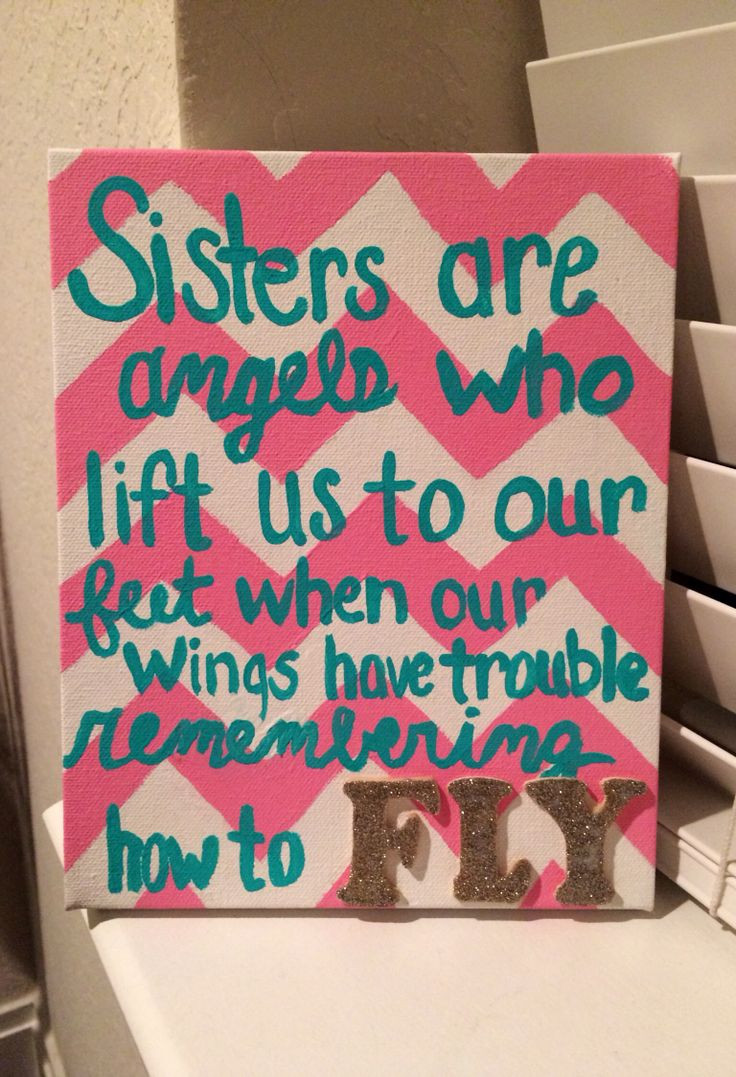 Best ideas about DIY Gifts For Sister . Save or Pin Best 25 Little sister ts ideas on Pinterest Now.