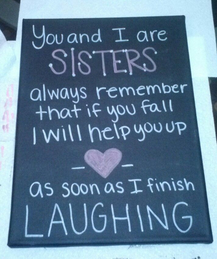 Best ideas about DIY Gifts For Sister . Save or Pin 25 best ideas about Sister birthday ts on Pinterest Now.