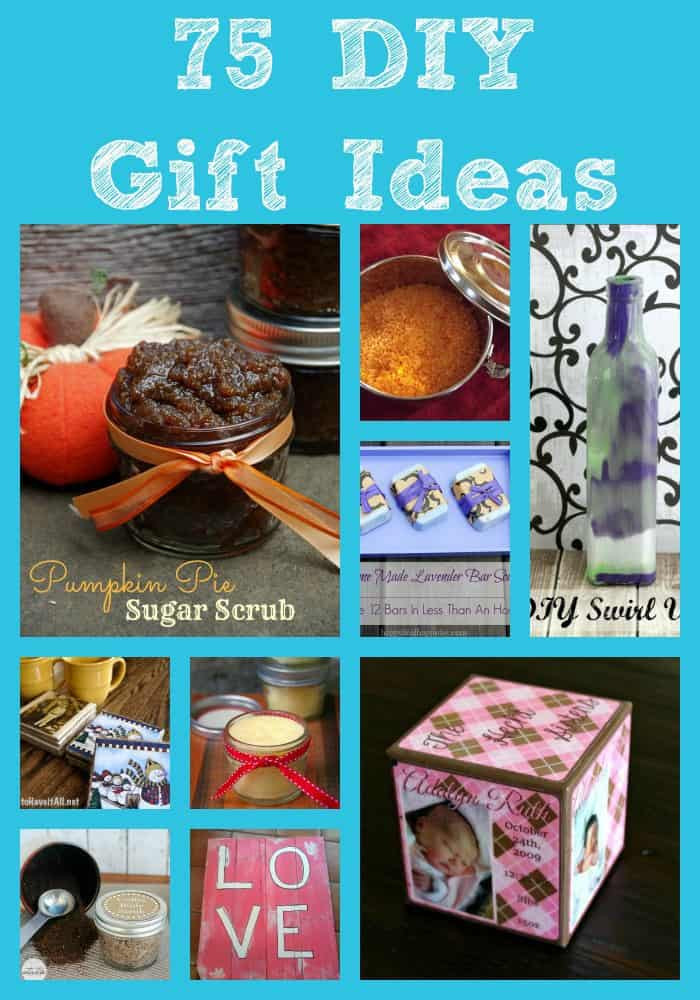 Best ideas about DIY Gifts For Sister . Save or Pin 75 DIY Gift Ideas Just 2 Sisters Now.
