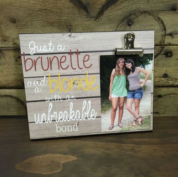 Best ideas about DIY Gifts For Sister . Save or Pin 25 Best Ideas about Friend Gifts on Pinterest Now.