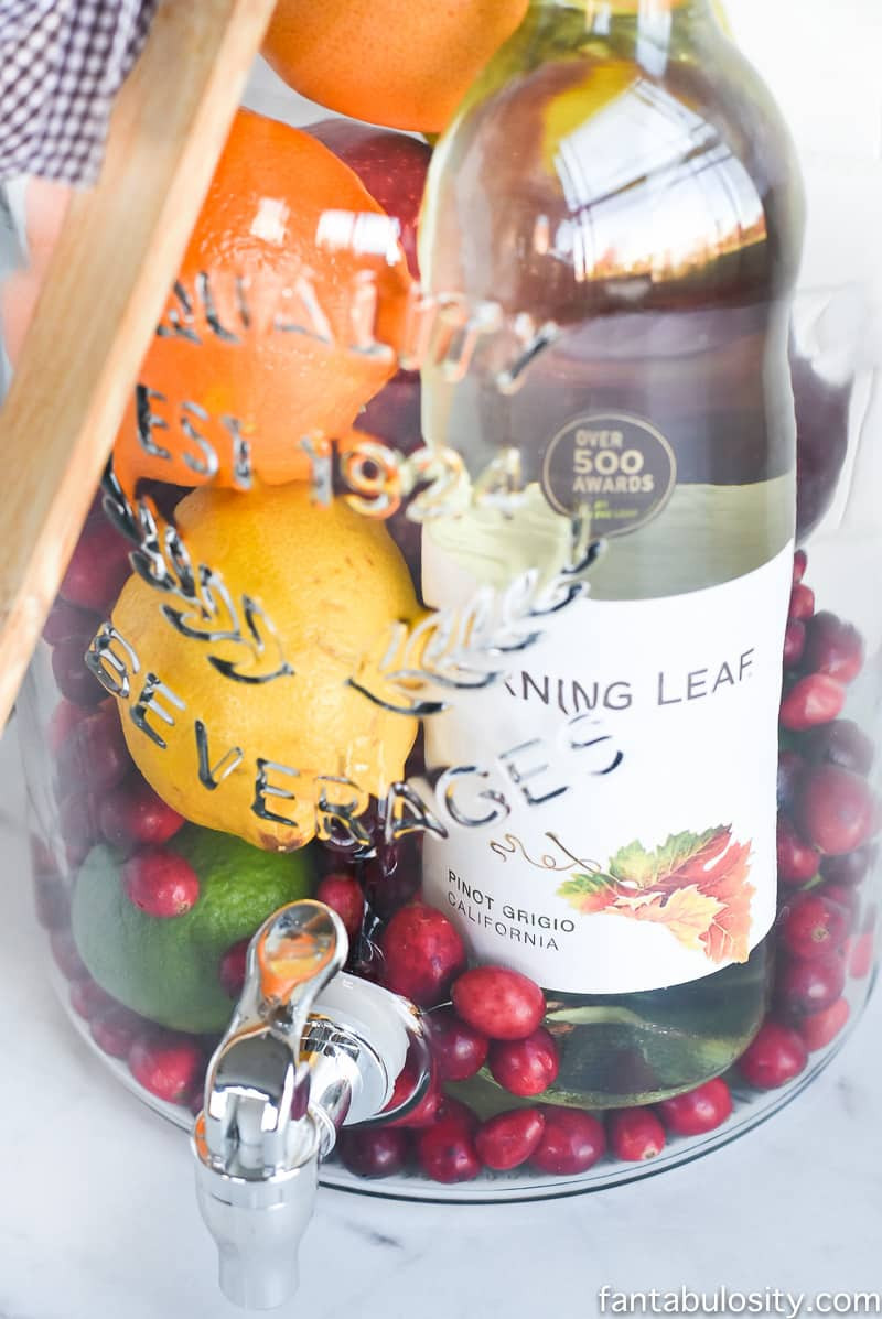Best ideas about DIY Gifts Ideas For Friends . Save or Pin DIY Gift Idea Sangria for Friends Fantabulosity Now.