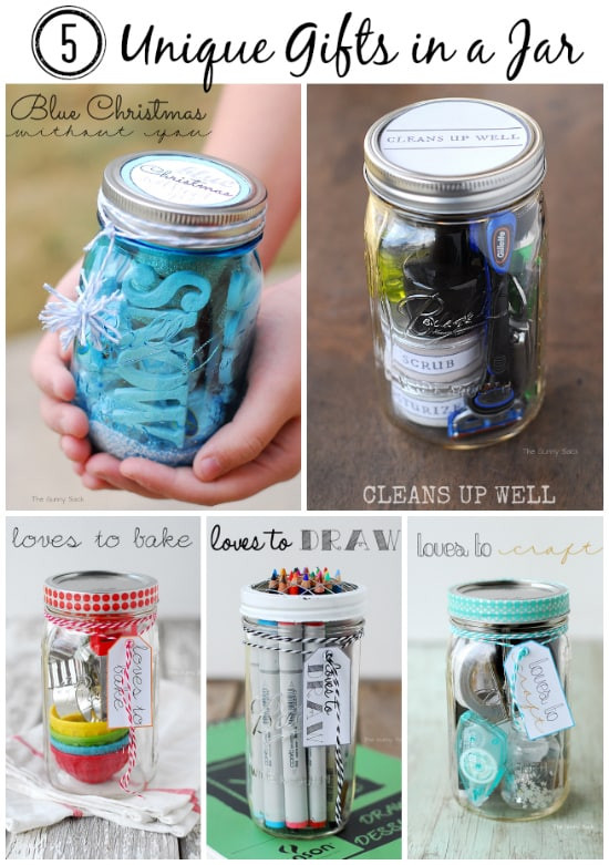 Best ideas about DIY Gifts In A Jar . Save or Pin Gifts In A Jar Homemade Gift Ideas Now.