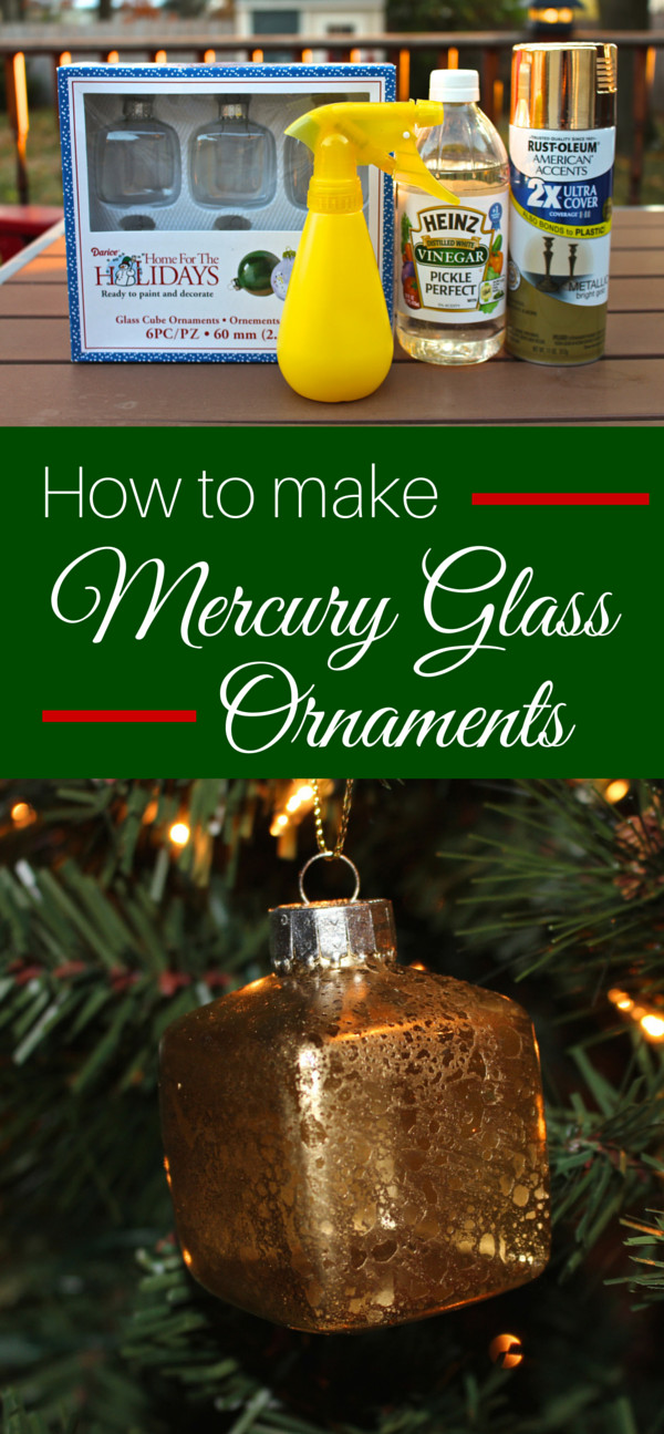 Best ideas about DIY Glass Paint Recipe . Save or Pin How to Make a Mercury Glass Ornament — Weekend Craft Now.