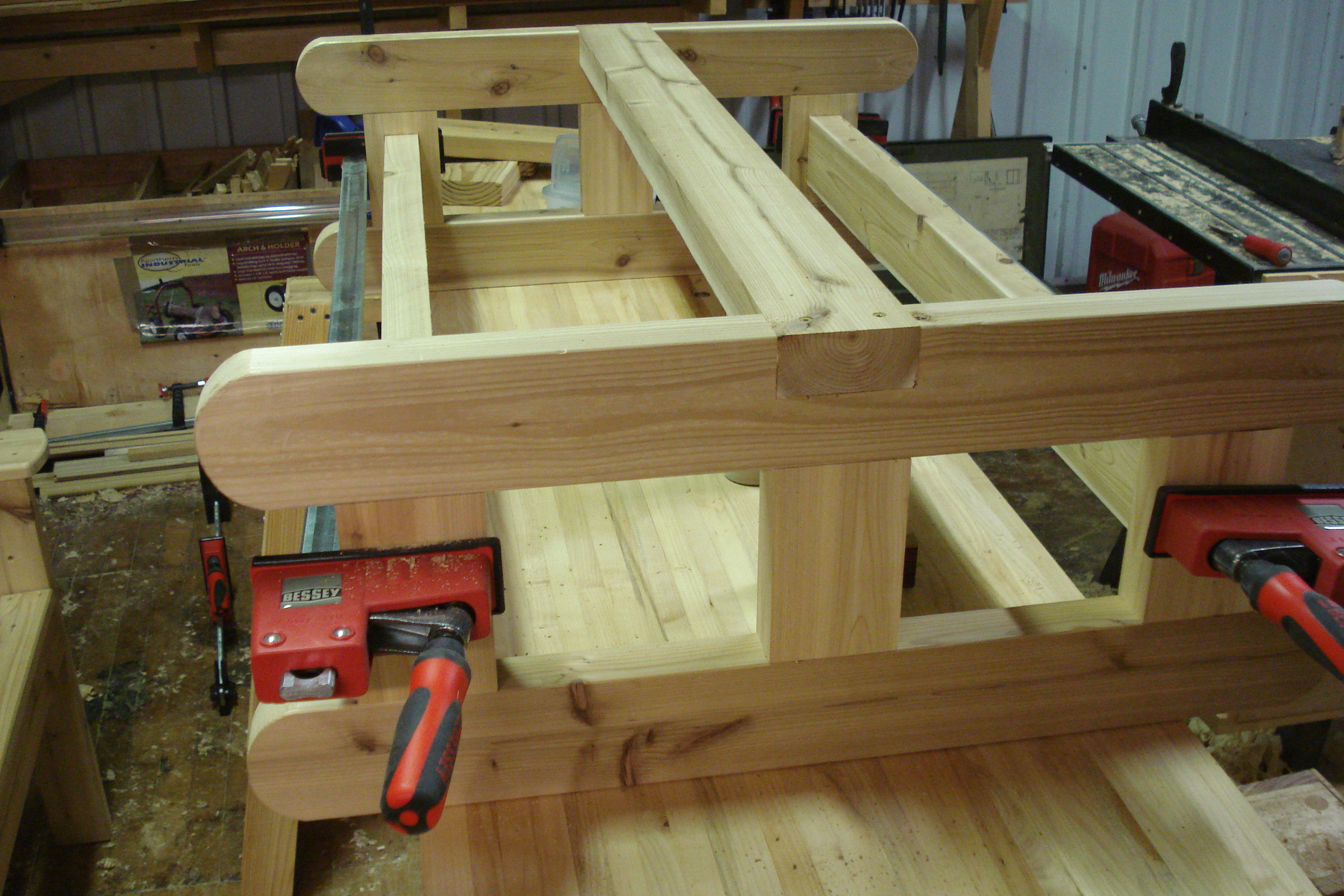 Best ideas about DIY Glider Bench . Save or Pin Glider Bench Diy PDF Woodworking Now.