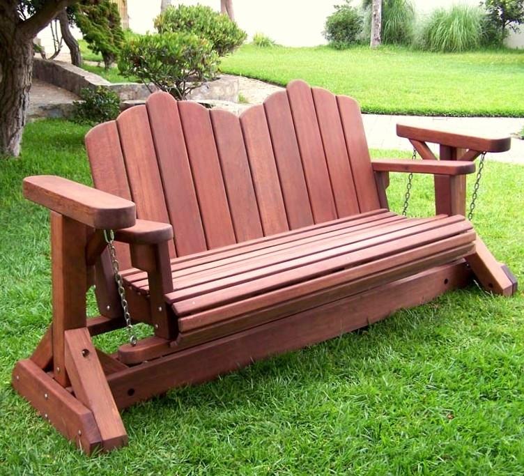 Best ideas about DIY Glider Bench . Save or Pin Glider Rocker Bench Plans PDF Woodworking Now.