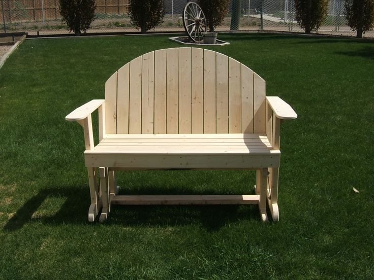 Best ideas about DIY Glider Bench . Save or Pin 1000 images about Glider Bench Plans on Pinterest Now.